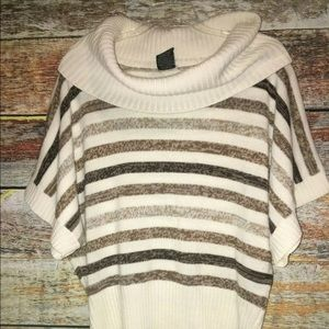 Faded Glory Cowl neck sweater Size M 8 10